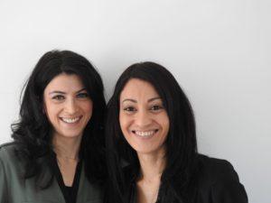 Mme Sabrina Stelletta et Mme Lila Delhoum
