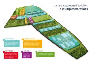 Plan ZAC du Warndt ParK