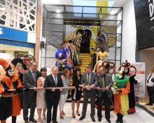 Inauguration d'un nouveau restaurant italien : La Table Magazzino