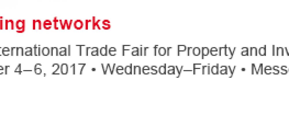 Développement Economique : La CCW à l'Expo Real