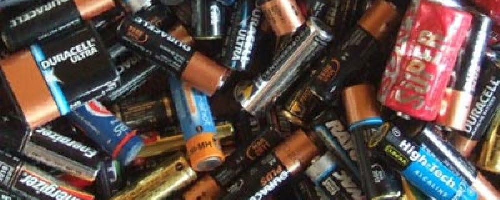 Environnement : Une collecte spéciale de piles