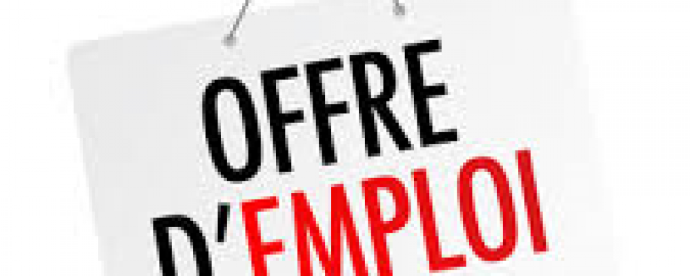 Emploi : Recrutement Assistant Direction (H/F)