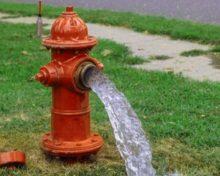 Creutzwald : Contrôle des poteaux incendie