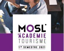 MOSL ACADEMIE TOURISME : Webinaires de Juin 2021