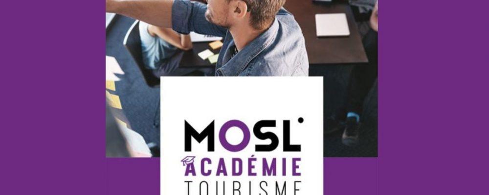 MOSL Académie Tourisme – Formations et webinaires du mois d'Octobre