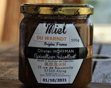 Label Qualité MOSL : Le rucher d'Olivier