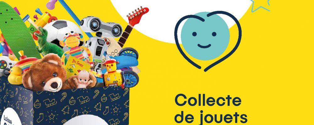Environnement : Laisse parler ton cœur – collecte de jouets
