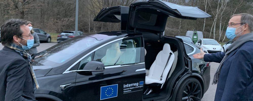 Projet TERMINAL : Une navette autonome pour les transfrontaliers