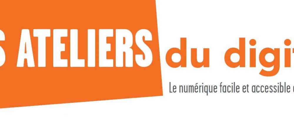 Numérique / Formation : Les ateliers du digital