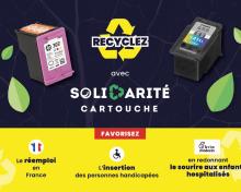 Environnement : Recyclez vos cartouches d'encre !