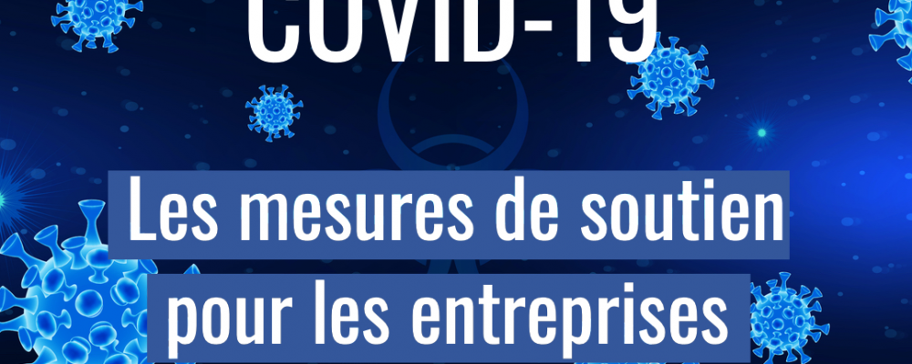 Covid-19 : Guide des aides mobilisables