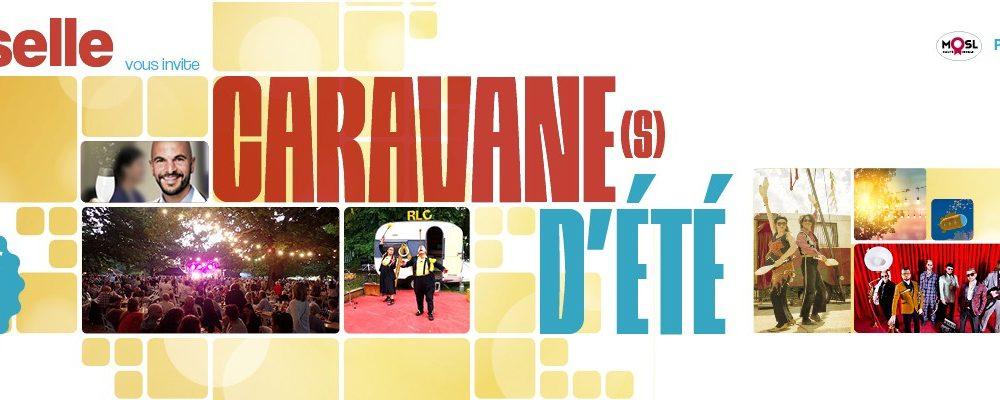 Tourisme : manifestation «Caravanes d'été» du 1er au 29 août 2020
