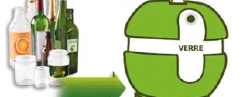 Environnement : Le recyclage du verre